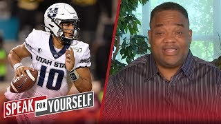 The Packers think Jordan Love is the next Patrick Mahomes — Whitlock | NFL | SPEAK FOR YOURSELF