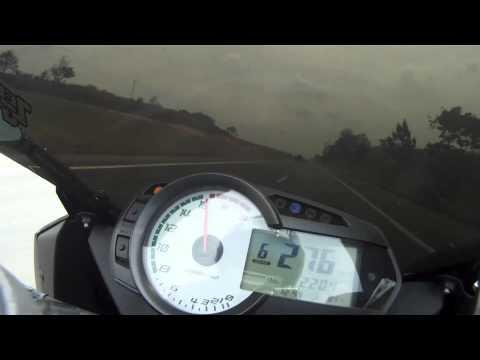 renatozx6r zx-6r - top speed (279km/h - 183mph) - porsche carrera