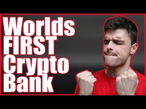 Worlds FIRST Crypto Bank! Meet WBB ICO