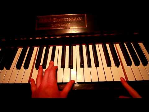 How to play Bring Me the Night by Sam Tsui the REAL WAY