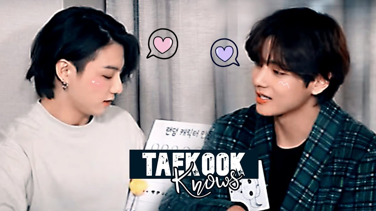 When Jungkook only knows Taehyung ! Jungkook be infatuated with Taehyung