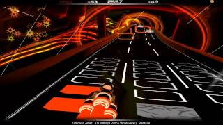 Audiosurf in StationLightinBass  / DJ MHM (ft Prince Whateverer) Parasite.