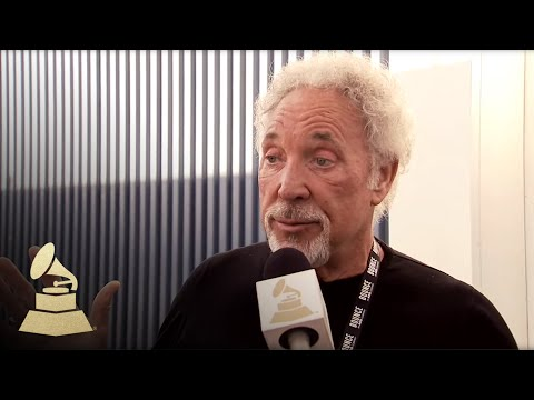 Tom Jones: You Can't Compare Bob Dylan To Anyone Else | GRAMMYs