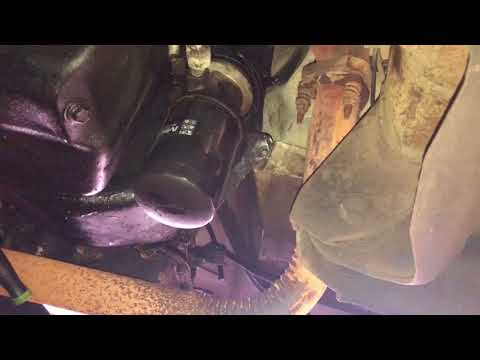 93 Chevy Silverado Coolant Leak