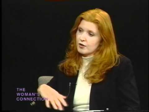 Christine Regan (Desert Storm Veteran) on The Woman's Connection® w/Barrie-Louise Switzen