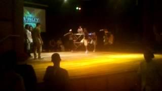 crazy masters vs maré skills/bboy confronto 2015