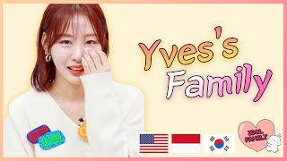 Download Grandma...💕 Please don't go anywhere!!!💌💌💌 LOONA Yves's IDOL FAMILY [ENG/INDO]