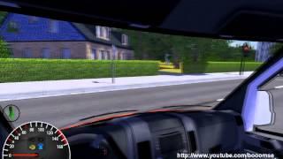 Emergency ambulance simulator gameplay PC HD