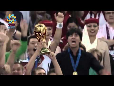 Qatar World Cup 2022 - First Official Footage