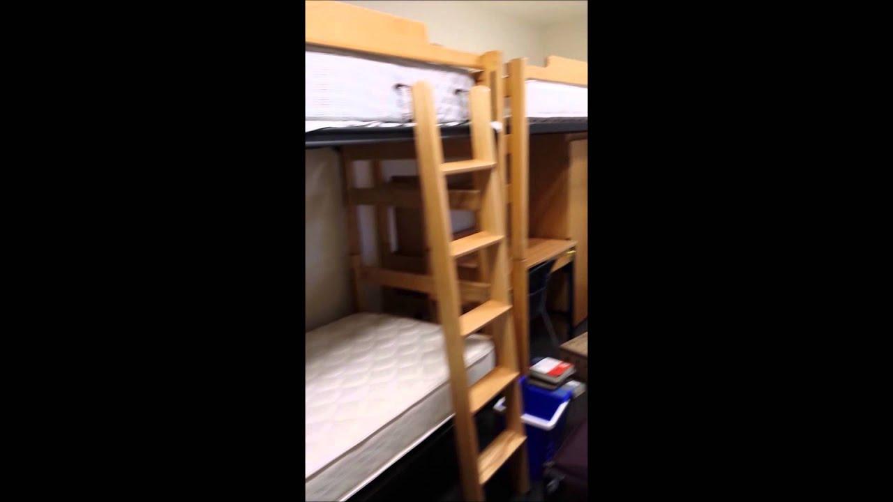 Ucsd Warren College Res Hall Dorm Tour