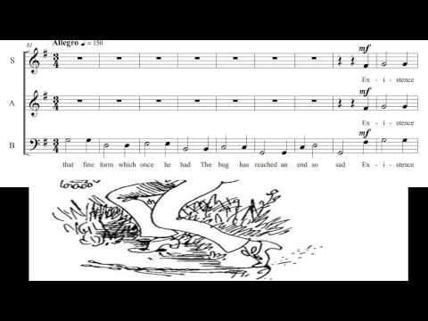 The Earwig Song performed by Matthew Curtis