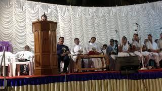 Sr.Semina Ashraf -19th District Convention 2019 -C.S.I -Peringamala District.
