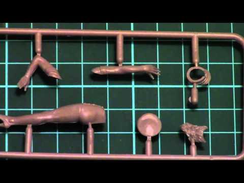 Master Box 1/35 Air Force Pin Up N5 (24005)