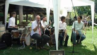 Wochenend und Sonnenschein-New Orleans Dixielandband im Germanendorf