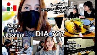 """Fuimos a ver a los Abuelos + El """"Ataque"""" del PERRO se Traumó JAPON - Ruthi San ♡ 21-03-19 Video"""