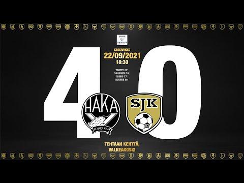 Haka SJK Seinajoki Goals And Highlights