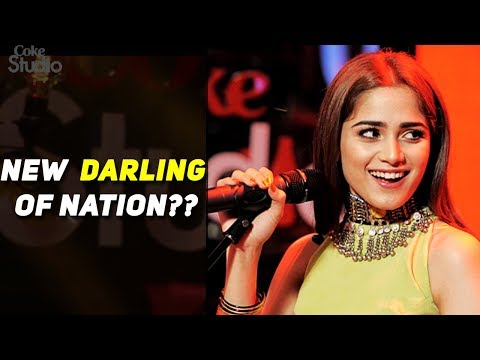 Aima Baig is Now Officially the New X-FACTOR of Coke Studio as She Sings Baazi