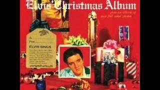 Elvis Presley Blue Christmas 1957