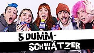 5 Dummschwätzer! Mit Rezo, Jana, Toni und Nia