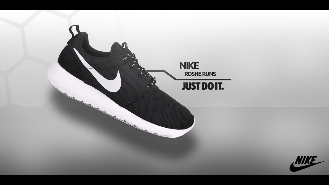 Nike Roshe Run Advertisement Speed Art #1 [ 1 Like = 1 ...