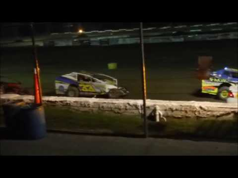 Utica Rome Speedway - April 23, 2017 - Crate Sportsman Main