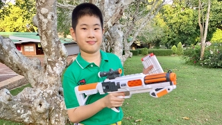 Nerf Star Wars First Order Stormtrooper Blaster Deluxe(Thai/ไทยReview)