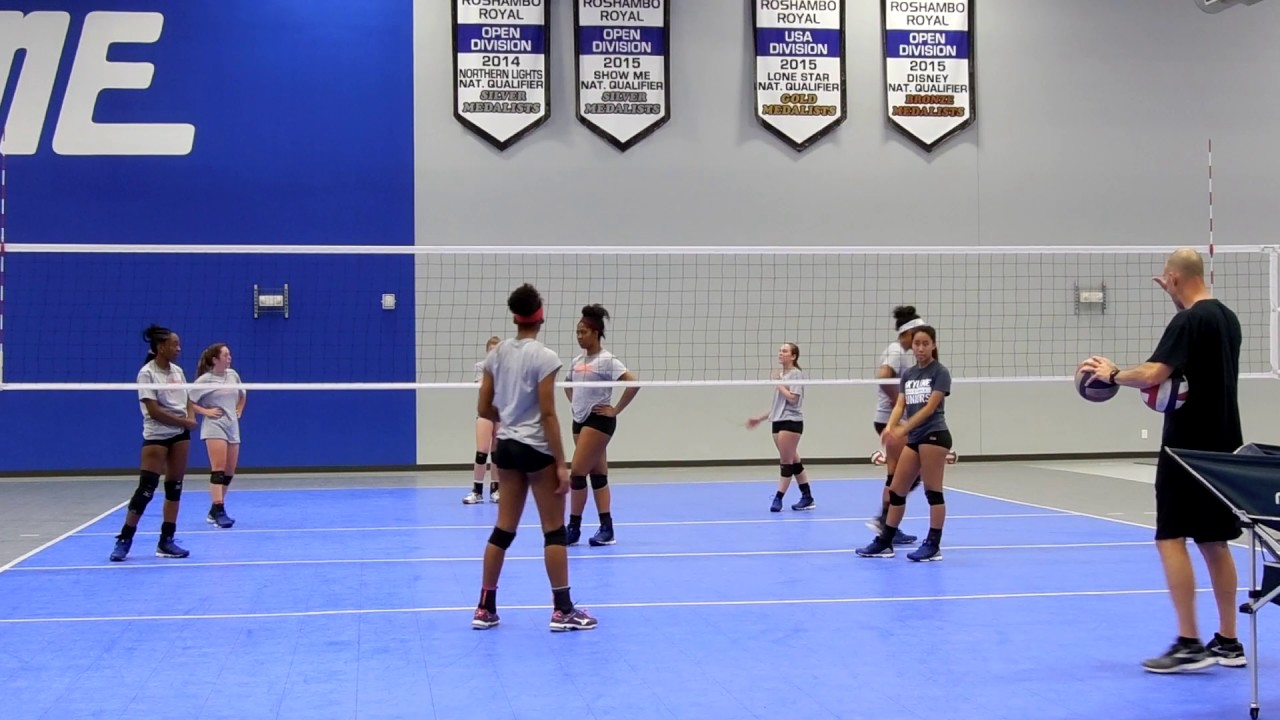 Houston Skyline Volleyball Posts Facebook