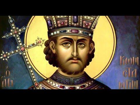 Constantino el Grande, el primer emperador Cristiano I Historia ...