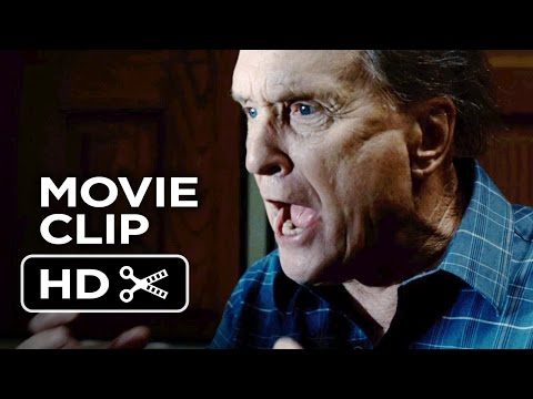 The Judge Movie CLIP - Was I Tough On You? (2014) - Robert Duvall Movie HD