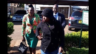 TV journalist Jacque Maribe to be detained for 10 more days
