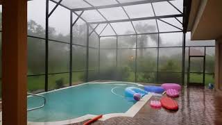 Hurricane Irma - Kissimmee, FL - 9.10.17 - 7:20pm