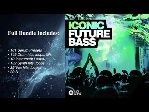 Black Octopus Sound - Iconic Future Bass (Xfer Serum presets & Samples)
