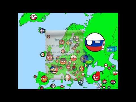 Alternate Future of Europe in Countryballs - Episode 1 - Ukrainian Power