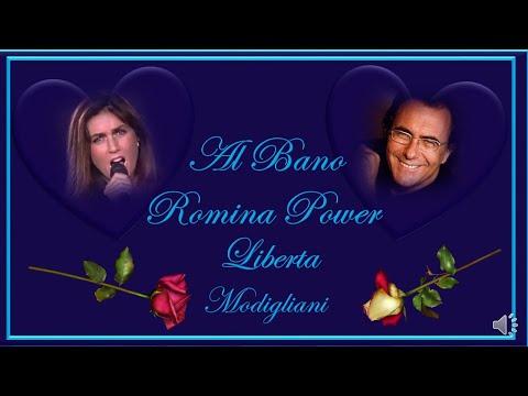 Al Bano - Romina Power - Liberta - Modigliani(Versión Italiano) HD,
