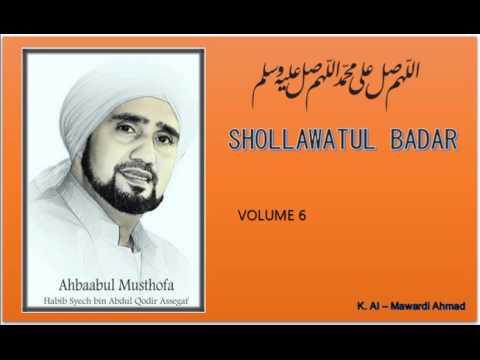 habib-syech-:-shollawatul-badar---vol6