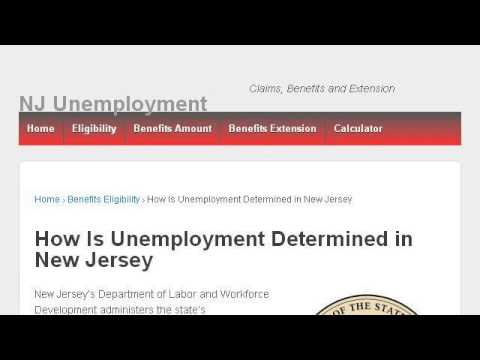 How Will New Jersey Unemployment Affect My Pension?