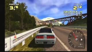 demo FORD RACING 2 - xbox (HQ)