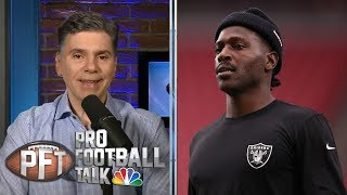 Antonio Brown accused of sexual assault, rape in lawsuit | Pro Football Talk | NBC Sports
