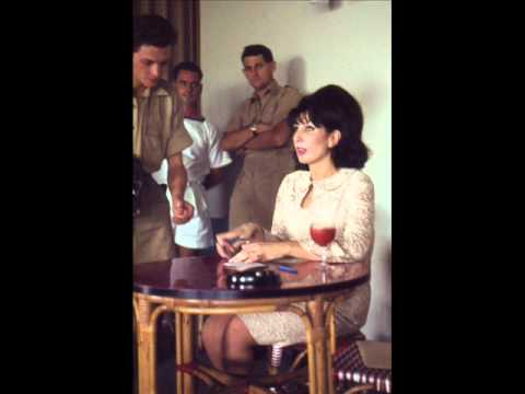 Alma Cogan sings 'My Boy Lollipop'. Live in Sweden, 1964.