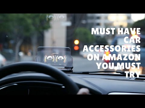 Must Have Car Accessories On Amazon You Must Try