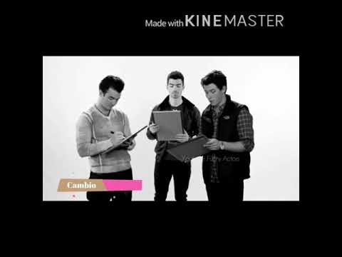 Jonas Brothers - Only human music video