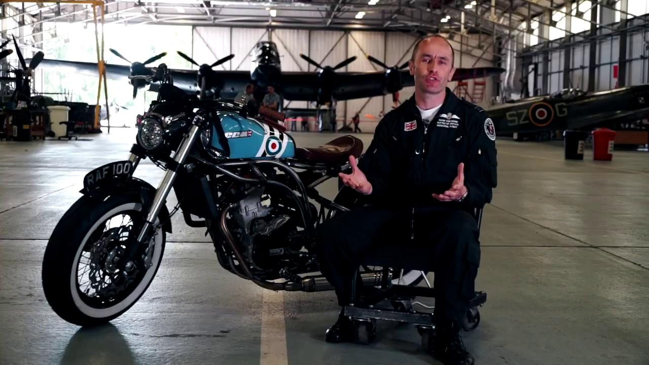 CCM Spitfire may land in Australia - Motorbike Writer