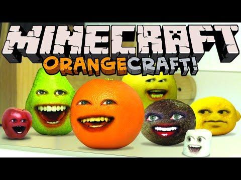 Minecraft - OrangeCraft! The Official Minecraft Server of the Annoying Orange
