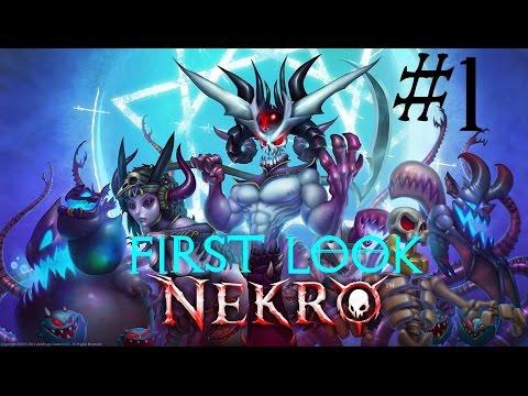 First Look - Nekro - Ep. 1 - Let Me Be Kleer!