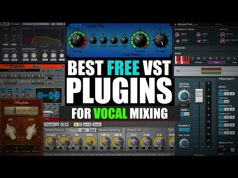 5 Best Free Vocal VST Plugins 2020 | Best Free Plugins For Mixing Vocals