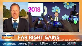 Sweden Elections: Far-right Sweden Democrats win 17.6% of vote, biggest gain of any party