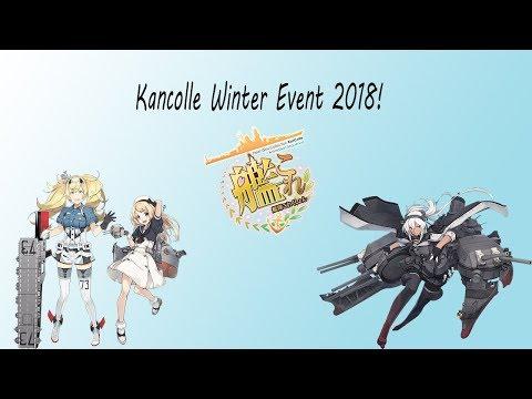 Kancolle Winter Event 2018! E1