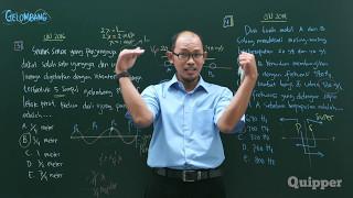 Gambar cover Quipper Video - Gelombang - Persiapan UN Fisika SMA