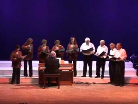 ROMANZAS SEFARADIS Y MUSICA EN IDISH CON EL CORO DEL CDI