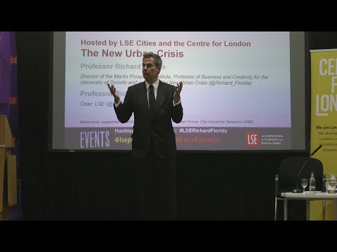 LSE Events | Prof. Richard Florida | The New Urban Crisis